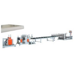 pp sheet extrusion lines