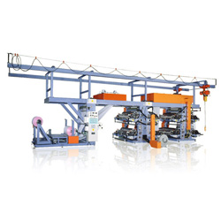 pp woven bags printing machines