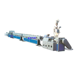 ppr and pp pipe extrusion lines