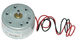 precious metal-brush motors