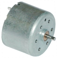 precious metal-brush motors