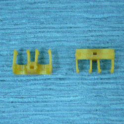 precision injection component (plastic injection molds)