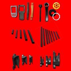 precision plastic component