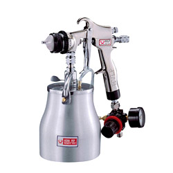 pressure high volume low pressure spray gun