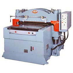 pressure operation automatic cutting machine