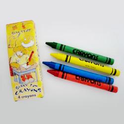promotional crayon