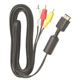 PS3 AV Cables (Video Game Cables)