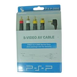psp2000 av cables