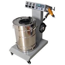 pulsed powder coating equipment