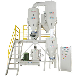 installation rotating pulverizers