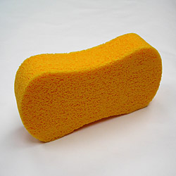 PVA Auto Bone Shape Sponges