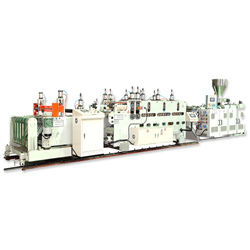 PVC Corrugated Sheet Extrusion Lines