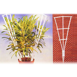 pvc expanding trellis fence lattice