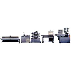 pvc profice extruder making machine