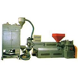 pvc rigid pellet peproducing machine