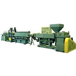 pvc rigid pipe making machine