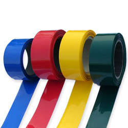 pvc shrinkable labels