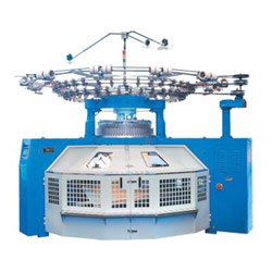 q series double open width knitting machine of wellknit