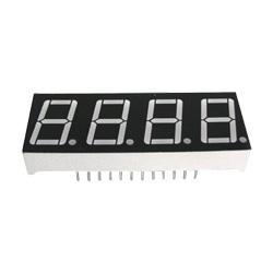"""0.56"""" quadruple digit numeric displays"""