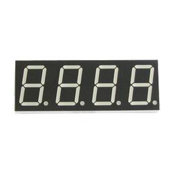 """0.80"""" quadruple digit numeric displays"""