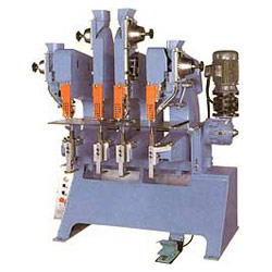 quadruple riveting machine