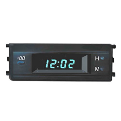 quartz digital car clocks