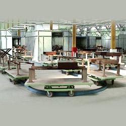 racks pallet conveyers