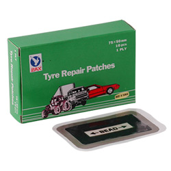 radial truck patch
