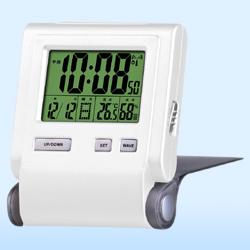 radio controlled travel clocks
