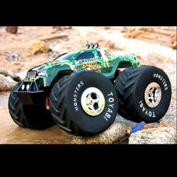 rc toyabi monster trucks
