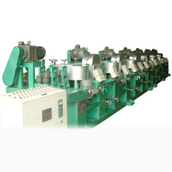 rectangular pipe polishing machine