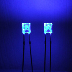 rectangular water clear led lamps