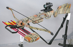 recurve-crossbow-plastic-stock-autumn-camo