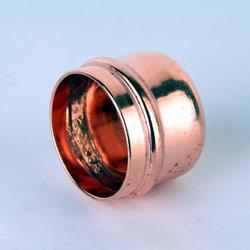 red copper caps