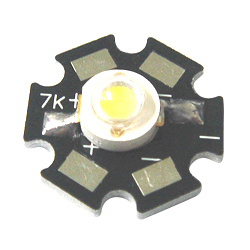 red high power leds