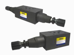 relief modular valves