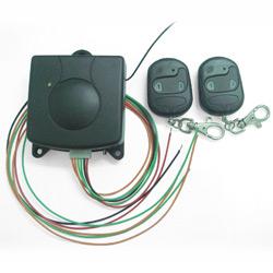 rf remote control subsystem