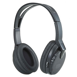 rf wireless stereo headphones