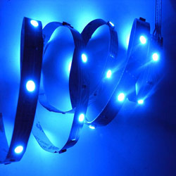 rgb led flexible strips