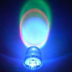 rgb tri color led lamp