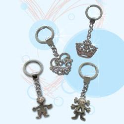 rhinestone keychains