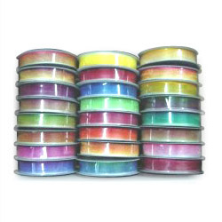 wired ombre ribbon