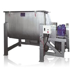 ribbon horizontal mixer blenders