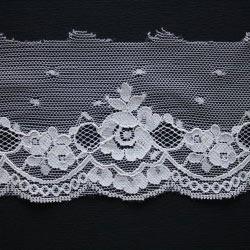 rigid raschel lace