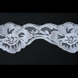 rigid raschel laces