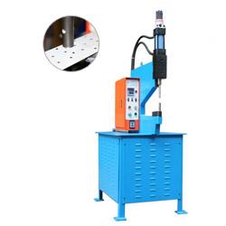 multi purpose hydraulic riveting machine