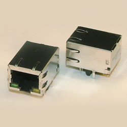 rj series connector