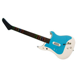 rock zero v guitars for wii guitar hero 3