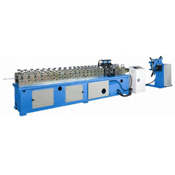 rolling and forming machine