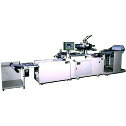 rolling screen printing machines